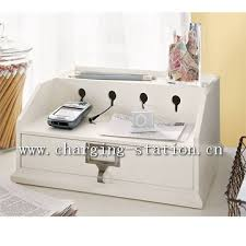 decorative charging station charging station recharging valets cellphone organizer charging