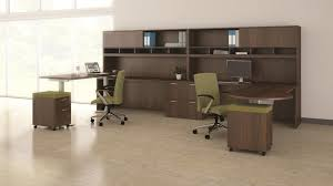 Office Furniture Minnesota by Adjustable Height Desks Office Furniture Solutions Inc