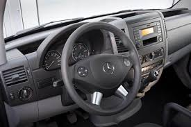Mercedes Sprinter Review Auto Express