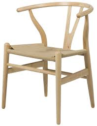 ch24 wishbone handcrafted designer chair coalesse picture