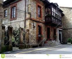 spanish house stock image image 1127131