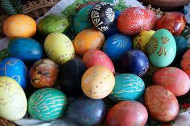 decorating of eggs marguciai eventsfolk