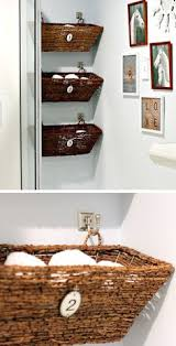 Storage Solutions For Small Bathrooms Organize The Space Under The Bathroom Sink Small Bathroom