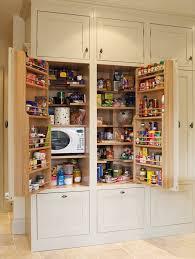 Built In Kitchen Cabinet Using Kitchen Microwave Cabinet With Technology Kitchen Design