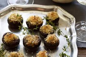 brie stuffed mushrooms what s gaby cooking
