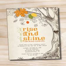 morning after wedding brunch invitations 25 best wedding brunch invitations images on brunch