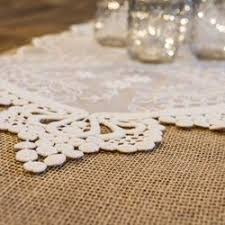 ivory lace table runner amazon com ivory lace table runner vintage wedding decor 12 x 74