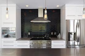 black glass tiles for kitchen backsplashes gorgeous black glass tiles for kitchen backsplashes 33 aluminum