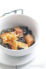 cuisiner le haddock fumé haddock fumé et lentilles vertes