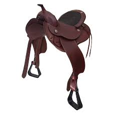 Horse Saddle by Devin Western Saddle Schleese