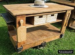 How To Build A Kitchen Island Cart Rustic Kitchen Islands Hgtv In Kitchen Island Rustic Design