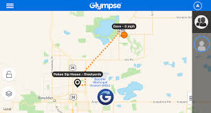Map My Driving Route by Share My Driving Route And Progress With Glympse Ask Dave Taylor
