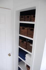 How To Build Shelves In Closet by How To Build Linen Closet With Floating Shelves Kingdom Living