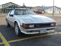curbside classic 1985 toyota celica supra mk ii u2013the one i should