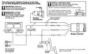 wiring diagram for trailer brake controller u2013 readingrat net