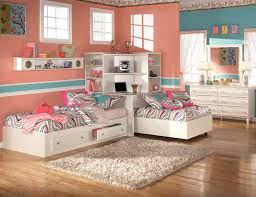Kids Room Furniture Sets by The Furniture Kids Bedroom Set With Two Twin Beds And Corner