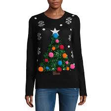juniors sweater tree sweater juniors jcpenney