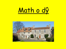 types of houses in welsh by rachyben teaching resources tes