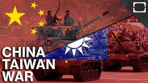what if china and taiwan went to war youtube