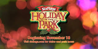 Free Tickets To Six Flags Holiday In The Park At Six Flags Magic Mountain