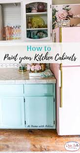 can you paint glass kitchen cabinets how to paint your kitchen cabinets with sea glass dixie