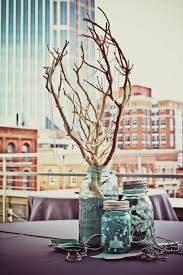 Tree Branch Centerpiece by Branch Centerpieces I Can See This As A Gratitude Tree Just Hang