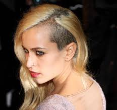 haircuts for woemen shaved one side long the other how to get the shaved look for your hair women hairstyles
