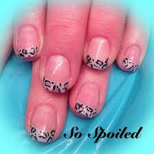 bio sculpture gel nail art design spring summer 2014 safari