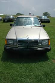 1989 mercedes benz 260 series at the hilton head island concours