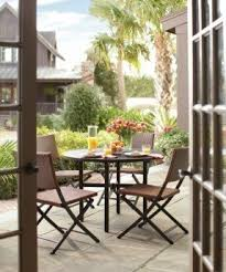 Martha Stewart Living Patio Furniture Wicker Folding Chairs Foter