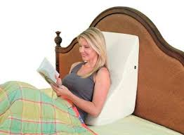 contour back wedge cushion with massage massaging back support