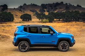 jeep renegade light blue 2015 jeep renegade blue side exterior 737 cars performance