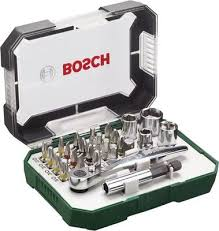 Buy Woodworking Tools Online India by Must Have Buy Bosch Original Hand Tool Kit 2607017322 With 26