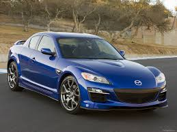 mazda 8 mazda rx 8 a car for a power packed ride