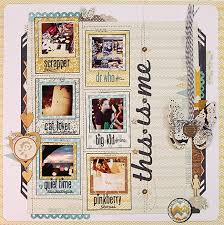 scrapbook inserts 65 best instagram photo mini albums images on mini
