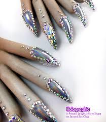 nail gloves u2013 unicorns glitter