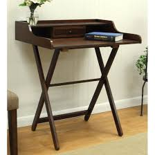 Fold Away Desk by Luxury Fold Up Desk Table 85 With Additional With Fold Up Desk