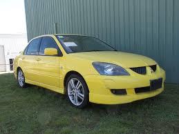 mitsubishi yellow mitsubishi lancer ch vr x 2 0l auto instrument cluster 09 03 12 08