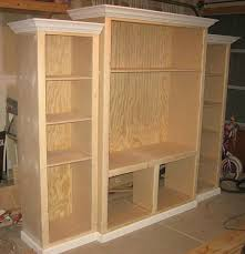 Pine Bookshelf Woodworking Plans by Blog For Whoever Our New Custom Built Entertainment Center