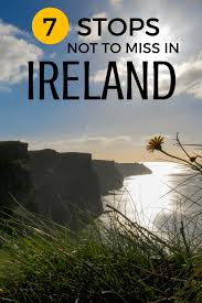 Ireland Vacation Ideas 5 Places You Don U0027t Want To Miss On A Trip Around Ireland Ireland