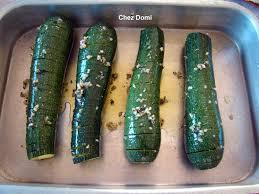 cuisiner des courgettes au four courgettes au four domi vous ouvre sa porte