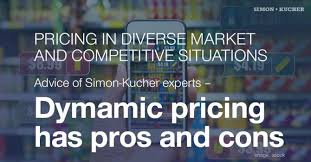 dynamic pricing has its pros and cons simon kucher medium