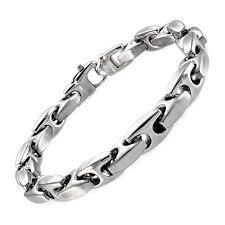 steel link bracelet images Stainless steel mariner link bracelet 9 quot jpeg