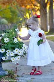 little girls red dresses