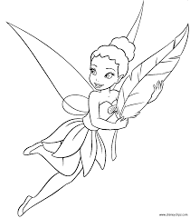 iridessa coloring page disney fairies pinterest tinkerbell