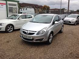 used vauxhall corsa 1 2i 16v sxi intouch 3dr ac 3 doors