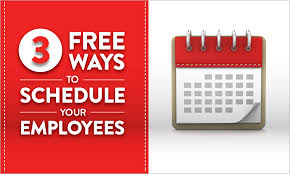 staff leave planner template 3 free ways to schedule your employees when i work 3 free ways to schedule your employees