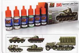 michigan toy soldier company ak interactive afv acrylic paint