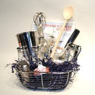Bridal Shower Gift Baskets Modern Bridal Shower For The Gourmet Bride Mlm Event Design