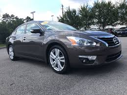 nissan altima key battery low pre owned 2014 nissan altima 3 5 sl 4dr car in tallahassee 13458p